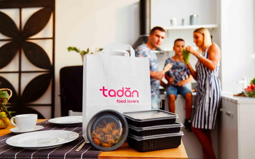 Tadan, il nuovo food delivery arriva in città e assume
