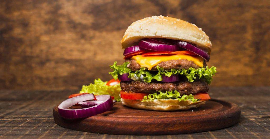 hamburger a domicilio