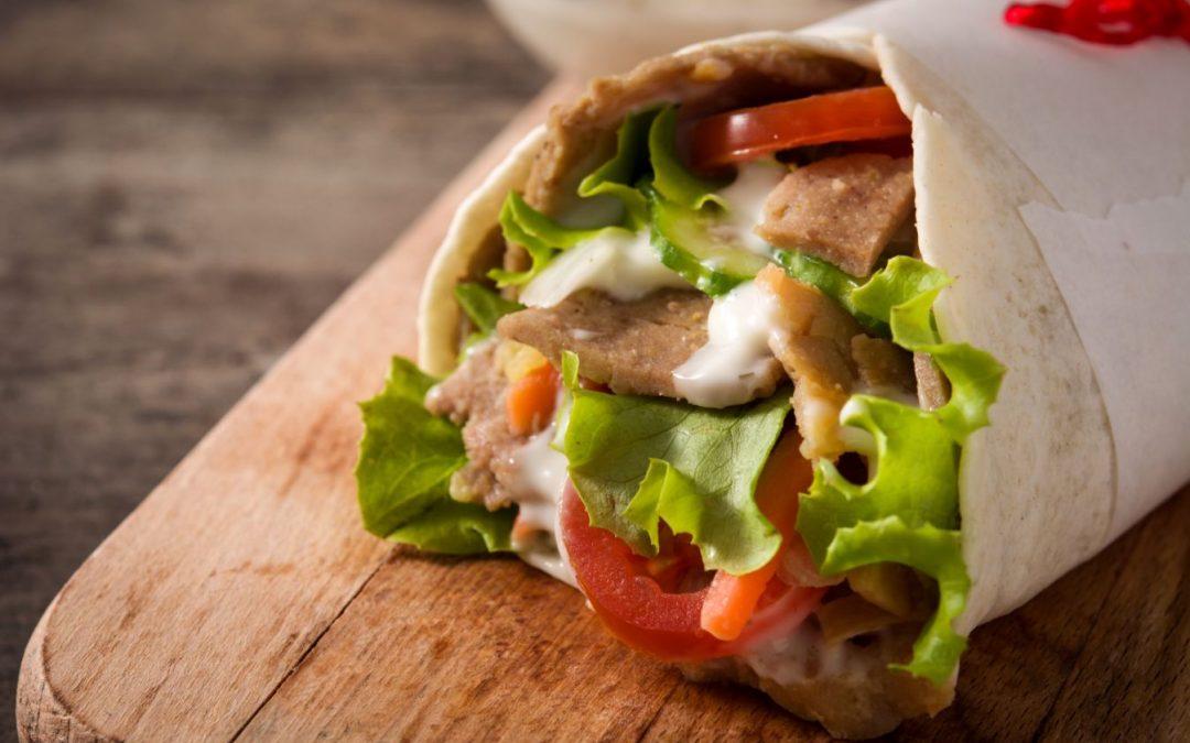 I 4 modi migliori per mangiare il tuo kebab