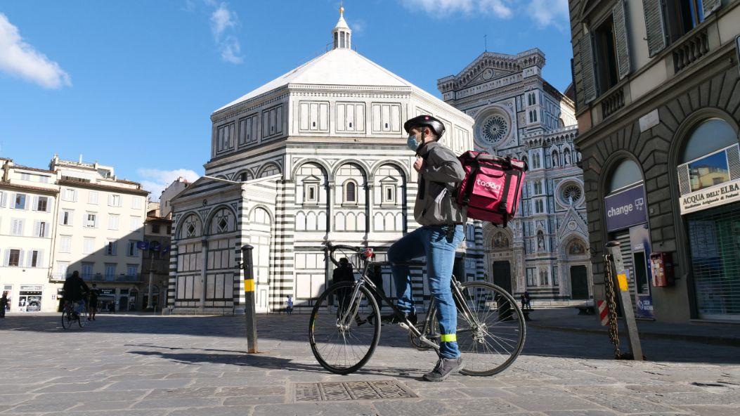 Tadan, il nuovo servizio di consegna a domicilio arriva a Firenze